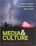 Media and Culture, 11th edition